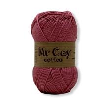 Mr. Cey Cotton 086 Raspberry