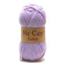 Mr. Cey Sokz 006 Lavender