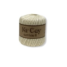 Mr. Cey Cotton II 011 Ivory
