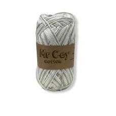 Mr. Cey Cotton Multi 801 Smokey Sky