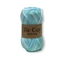 Mr. Cey Cotton Multi 807 Peppermint