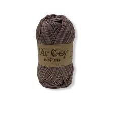 Mr. Cey Cotton Multi 812 Cinnamon Taupe