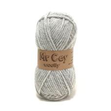 Mr. Cey Woolly 013 Shark Skin