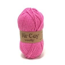 Mr. Cey Woolly 084 Fuchsia