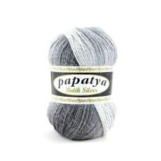 Papatya Batik Silver 555-01