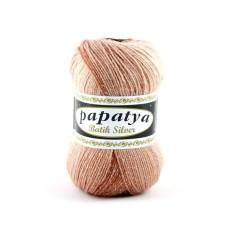 Papatya Batik Silver 555-02