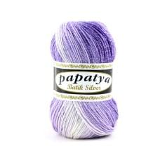 Papatya Batik Silver 555-08