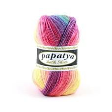 Papatya Batik Silver 555-11